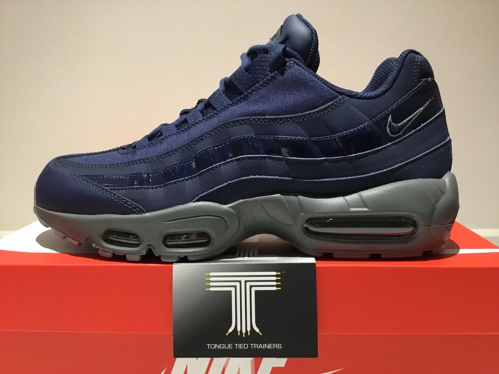 Nike Air Max 95  Obsidian bluee  AT0042 400  Size 11
