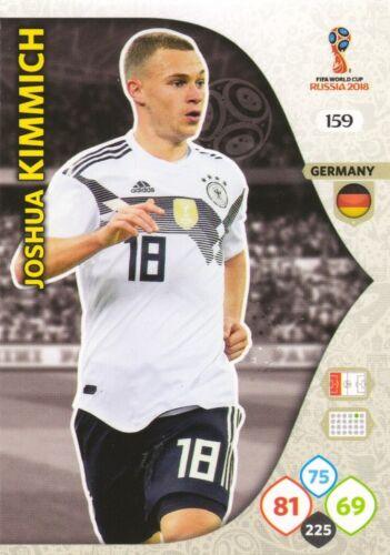 PANINI ADRENALYN XL FIFA WORLD CUP 2018 Russie-Choisissez votre Allemagne équipe cartes