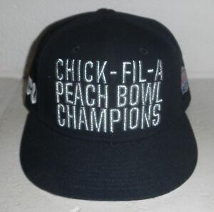 promo code ab1fd 4a2f6 Image is loading Nike-NCAA-Chick-Fil-A-Peach-Bowl-Champion-