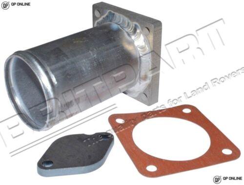 Defender /& Discovery 2 Td5 vanne EGR Plaque D/'obturation Kit DA1109