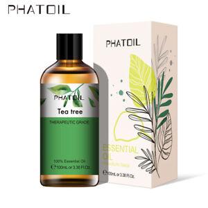PHATOIL-10-30-100ML-Tea-Tree-100-Pure-Aromatherapie-Huiles-Essentielles-Bio