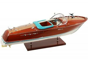 Bateau Riva Super Ariston 1/10 69 Cm