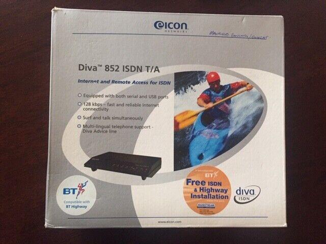 EICON DIVA USB ISDN DESCARGAR DRIVER