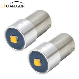 2X-120-Pins-BAY9S-H21W-CREE-LED-6-12-24V-Car-Indicator-Dash-Map-Bulb-Sidelight