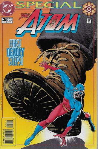 1995 Tennessee Peyer Luke McDonnell Brian Bolland The Atom Special No.2