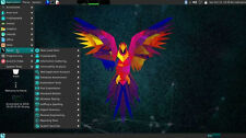 Parrot Secure OS Live USB Penetration Test Hacking Tor Anonymous Anti Forensic
