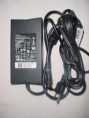 LOT OF 2 Genuine Dell Original WRHKW PA-4E 130W 19.5V AC Power Adapter Charger