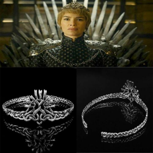 Game of Thrones Cersei Lannister Diadème Bandeau Couronne Femmes Accessoire pour cheveux