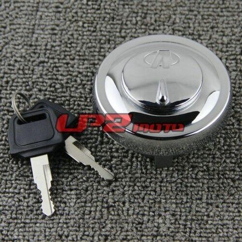 Fuel Gas Tank Cap Keys set for Yamaha XV1700 Road Star S Midnight 2004-2014
