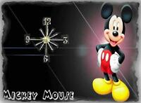 Mickey Mouse 3 Wall Clock They Make Great Gifts