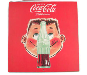 Coca-Cola-2020-12-month-12-x-12-Wall-Calendar-Vintage-Nostalgia-Anytime-Coke