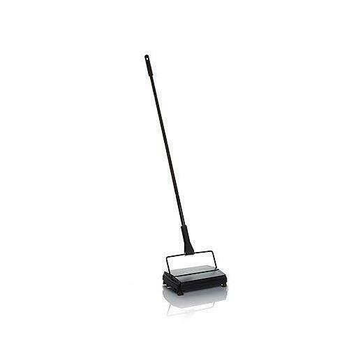 Fuller Brush Electrostatic Hard Floor & Carpet Sweeper 9 Sweep Path Lightweight