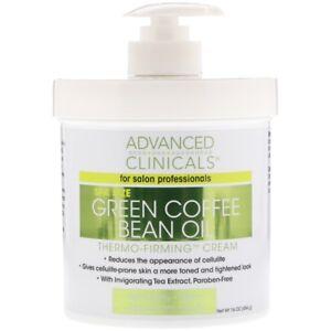 green coffee oil uses