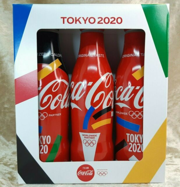 Coca Cola Macao New, FULL bottles Macau 70th Anniversary Aluminium Bottle