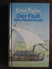 Enid Blyton  Der Fluß der Abenteuer   Lizenzausgabe  raues Cover 1.