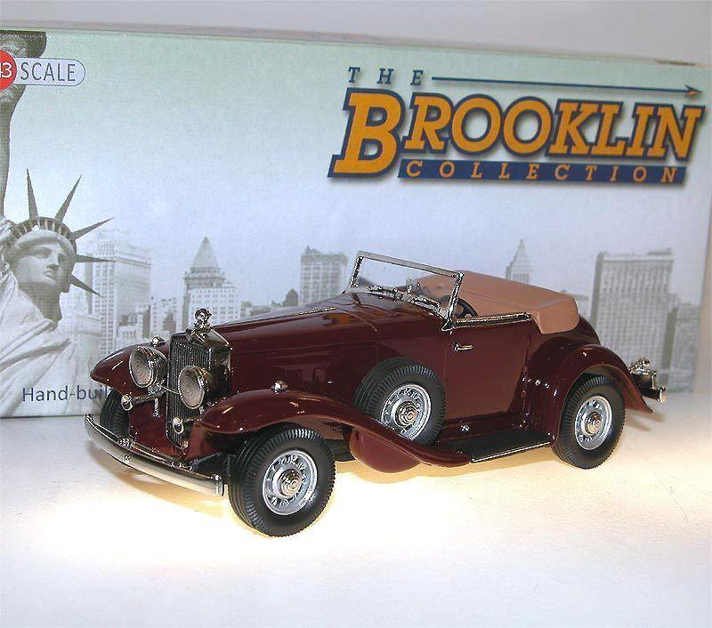 Brooklin BrK 200, 200, 200, 1933 Stutz DV - 32 weyman súper bearcat, 1   43 - Suprímase. c9a
