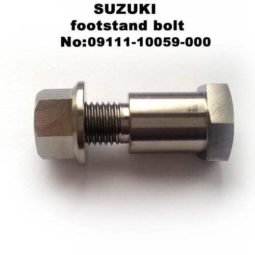 2004-12 No:09111-10059 GSX-R750K4 TITANIUM bike stand bolt