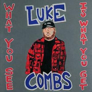 Luke-Combs-What-You-See-Is-What-You-Get-NEW-CD