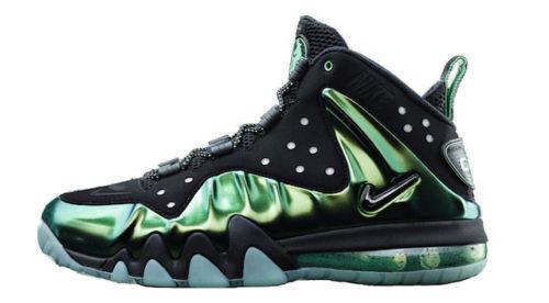 Nike Barkley Posite Gamma Green Size 12.5. 555097-301. cd 34 foamposite