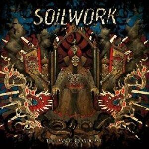 "SOILWORK ""THE PANIC BROADCAST"" CD 10 TRACKS NEU"
