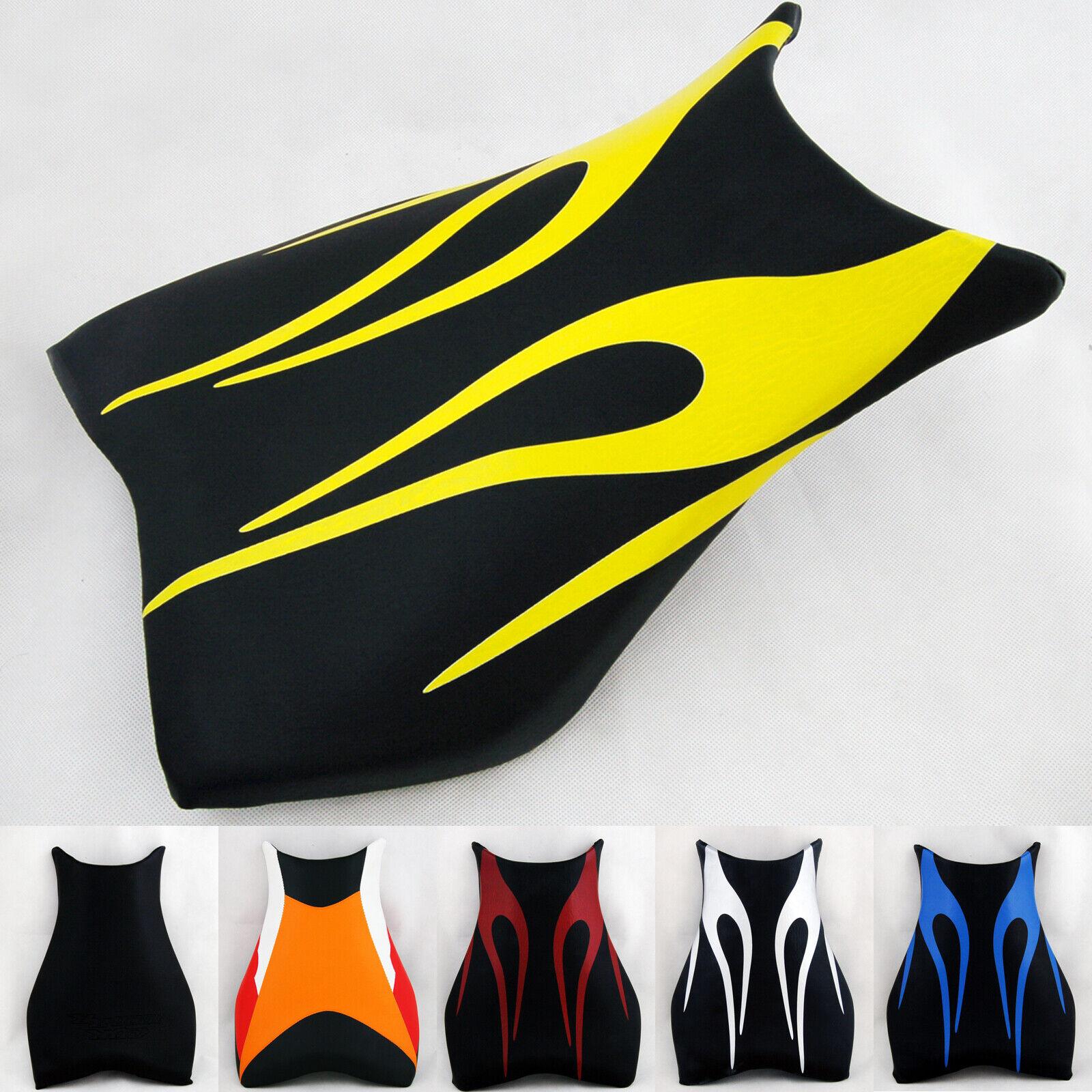 Frente Jinete cuero Cubierta de asiento para Honda CBR  1000 RR 2008 2009 2010 2011  primera reputación de los clientes primero