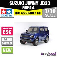 ! nuevo! 58614 Tamiya Suzuki Jimny JB23 MF-01X 4WD 1/10th R/C Kit Radio Control
