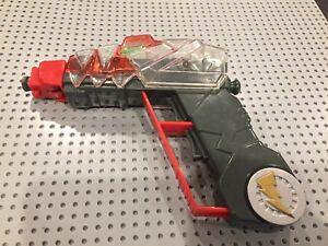 Power Rangers Dino Thunder Double Trigger Play Gun/Drill ~ 2003
