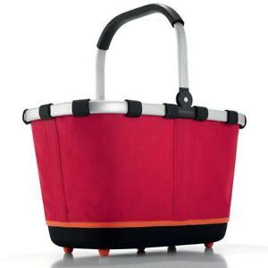 2 rosso spesa Carrello Reisenthel Carrybag 7v1qOxpw