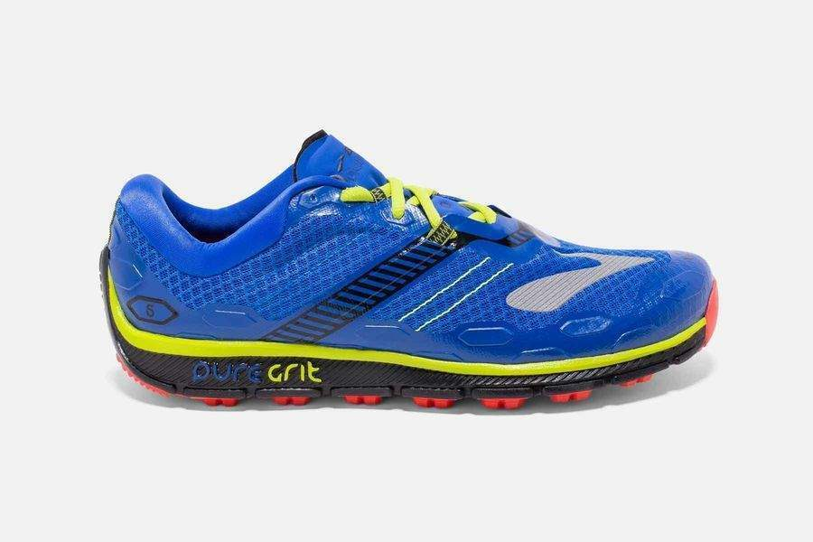 Brooks puregrit 5 caballeros de ejecución zapato Trail, dif. tamaños (110239)     nuevo