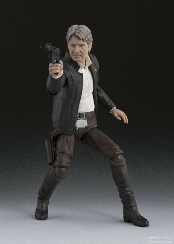 BANDAI S.H.Figuarts Star Wars Han Solo The Force Awakens