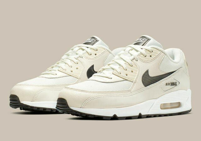 Size 9 - Nike Air Max 90 Essential Ivory for sale online   eBay