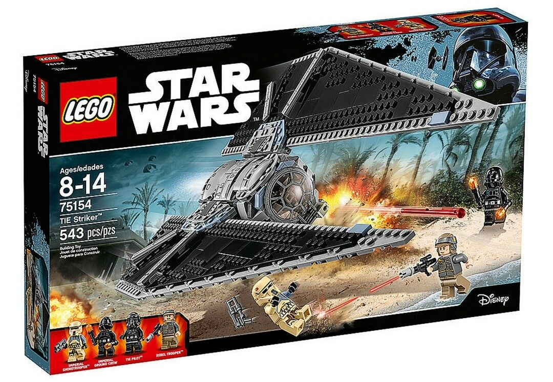 Lego Star Wars Rogue One 75154 - TIE Striker - NEU