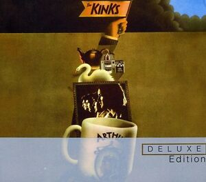 The-Kinks-Arthur-edicion-De-Lujo-NUEVO-CD-bonus-tracks-rmst-Reino-Unido-importacion