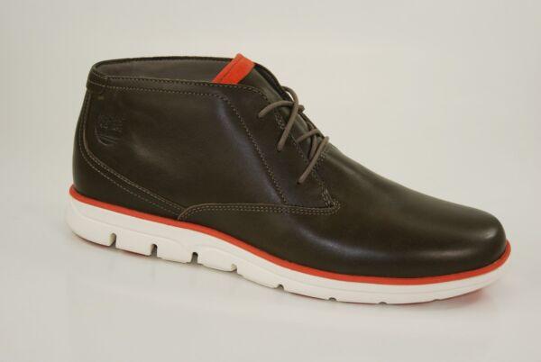 Timberland Bradstreet Chukka Botas Ultra Fácil Botines Zapatos De Cordones 5130a 2019 Nuevo Estilo De Moda En LíNea