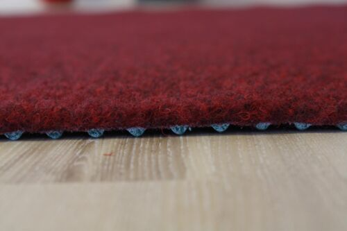 Rasenteppich Kunstrasen Premium rot 200x300 cm dunkel