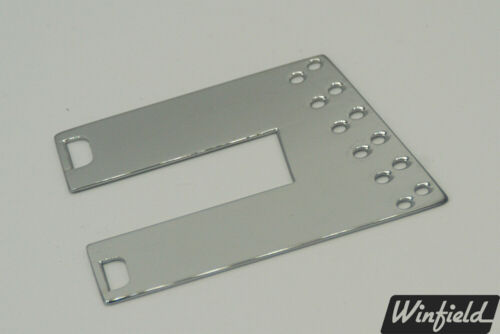 12-string trapeze tailpiece made for Rickenbacker guitars