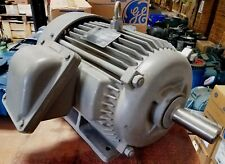 New Toshiba 10 Hp 3 Phase Explosion Proof Motor 230460 Volt 1170 Rpm