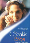 The Cozakis Bride by Lynne Graham (Paperback, 2000)