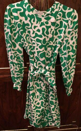 Vintage Adele Simpson Dress