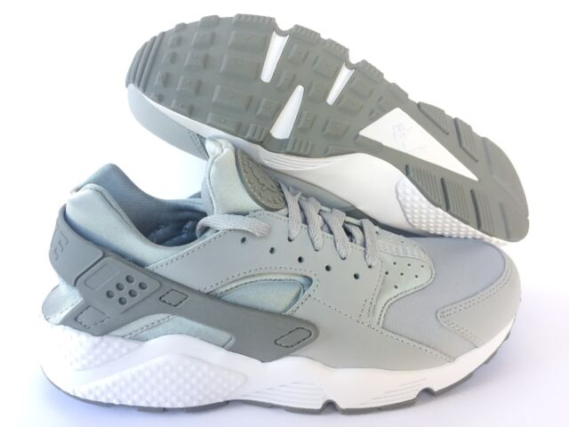 new style 33e50 ebf09 Nike Air Huarache Wolf Grey Men Size 10.5 318429 033 for sale online ...