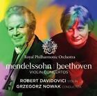 Violinkonzerte von RPO,Robert Davidovici,Grzegorz Nowak (2015)
