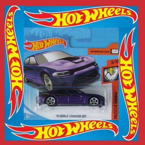 Hot Wheels 2018   ´15 DODGE CHARGER SRT 313//365  NEU/&OVP