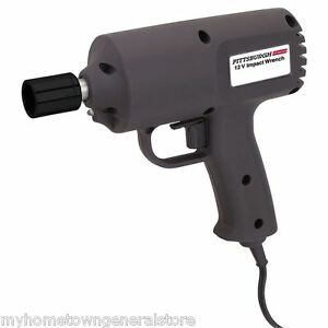 """12 VOLT ELECTRIC 1/2"""" IMPACT WRENCH ELECTRIC IMPACT WRENCH 12V ELECTRIC IMPACT"""