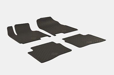 Gummi Fußmatten Neu 100% Garantie Innenausstattung Obligatorisch Original Lengenfelder Gummimatten Für Hyundai I20 I20 Gb Fußmatten