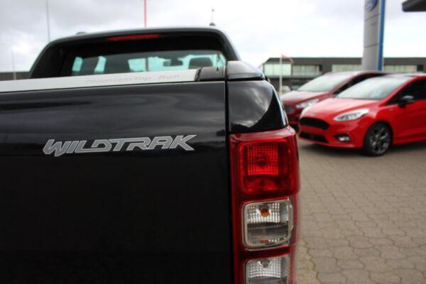 Ford Ranger 3,2 TDCi Rap Cab Wildtrak aut. 4x4 - billede 3