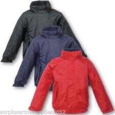 868c31449 Regatta Sheriff Boys Jacket Insulated Waterproof School Coat Oxford ...