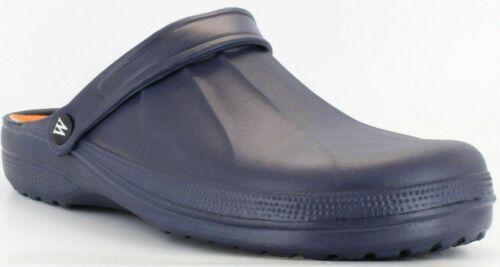 Homme sabots sandales jardin travail hôpital cuisine vacances UK7 8,9,10,11,12