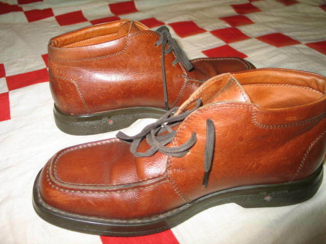 Vero Cuoio Air Sistem Lace up Shoes size 8 1/2 42 Scarpe classiche da uomo
