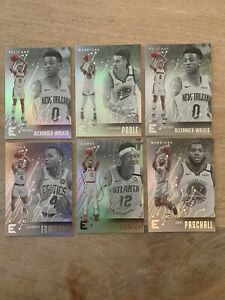 2019-20-Panini-Chronicles-Rookie-Card-Lot-42-Cards