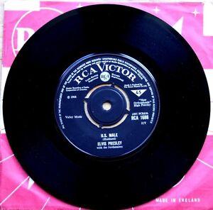 EX-EX-Elvis-Presley-US-MALE-STAY-AWAY-RCA-1688-VINYL-7-034-45
